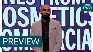 Unlikely lines from a cosmetics commercial - Mock the Week: 2017 - BBC Two