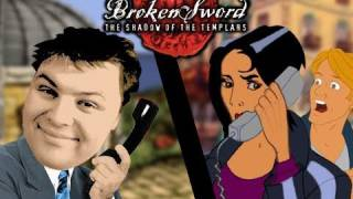 GLRC - Broken Sword (PS1 / PC / DS / iOS)