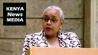 MARGARET KENYATTA ENCOURAGE YOUTH BE AGENTS OF POSITIVE CHANGE!!!