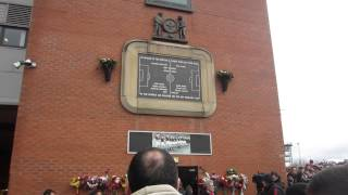 Manchester United Calypso - Munich memorial