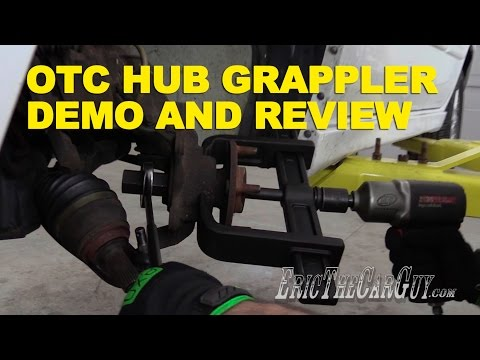 OTC Hub Grappler Demo and Review -EricTheCarGuy