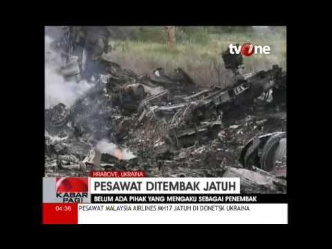 Malaysia Airline air crash 17-7-2014
