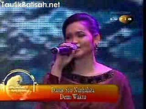 Taufik Batisah, Gita Gutawa, Siti Nurhaliza