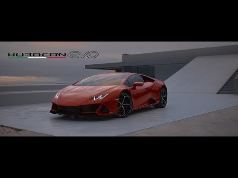 Lamborghini Huracán EVO: Every Day Amplified