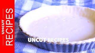 ☑️ Tart Crust Recipe | Uncut Recipes