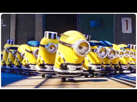 "Thumbnail: Despicable Me 3 ""Dancing Minions"" Trailer (2017) Steve Carell Animated Movie HD"