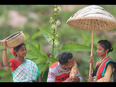 New santhali comedy video of 2018