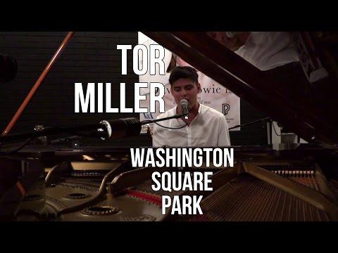 Tor Miller - Washington Square Park | Acoustic live session in Paris