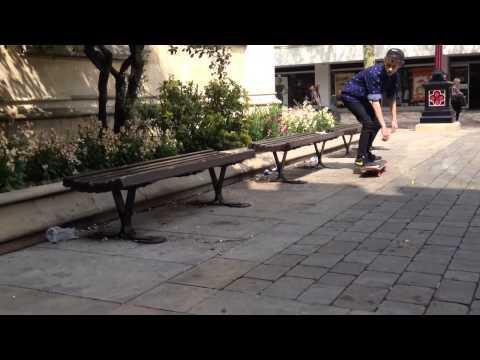 Aiden Dunne - FS Boardslide