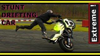 Stunt drift (Car & Bike)