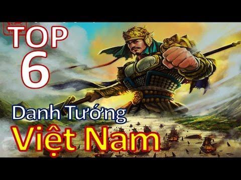 Top 5 Vị Tướng tài giỏi nhất trong lịch sử Việt Nam