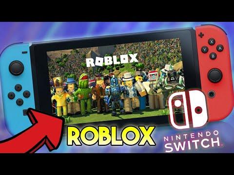 Roblox Ha Salido Para Nintendo Switch Funcionando En Lineage