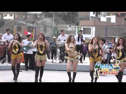 AGUA BELLA 2014 - LUNA BONITA DOMINGOS DE FIESTA