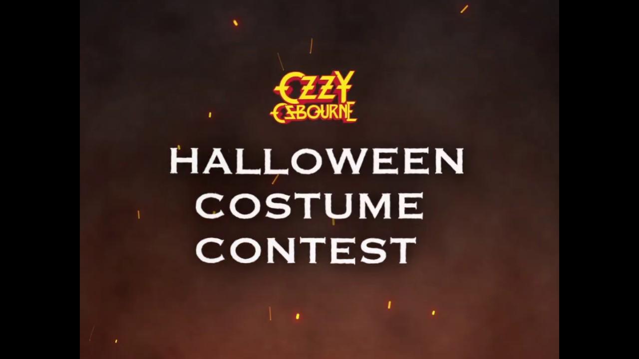Resultado de imagem para Ozzy Osbourne lança concurso de fantasias para o Halloween
