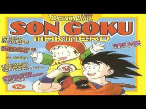 Son Goku Makinero