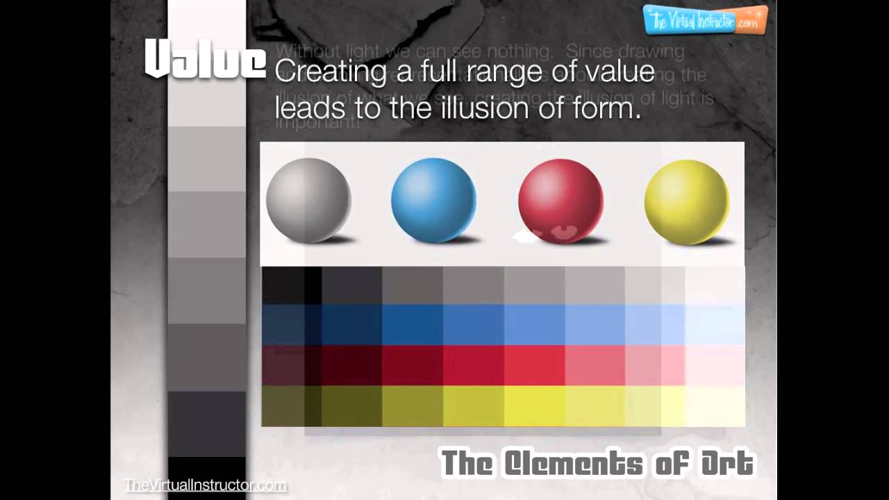 Form And Value In Art : Value in art elements pixshark images
