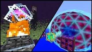 Chaos Guardian / RF Storage Multiblock - Minecraft Mod Review Draconic Evolution (2/2)