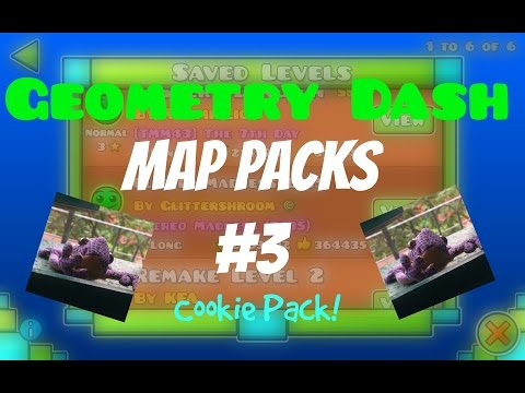 (#26) Geometry Dash - Map Packs Episode 3! Mp3