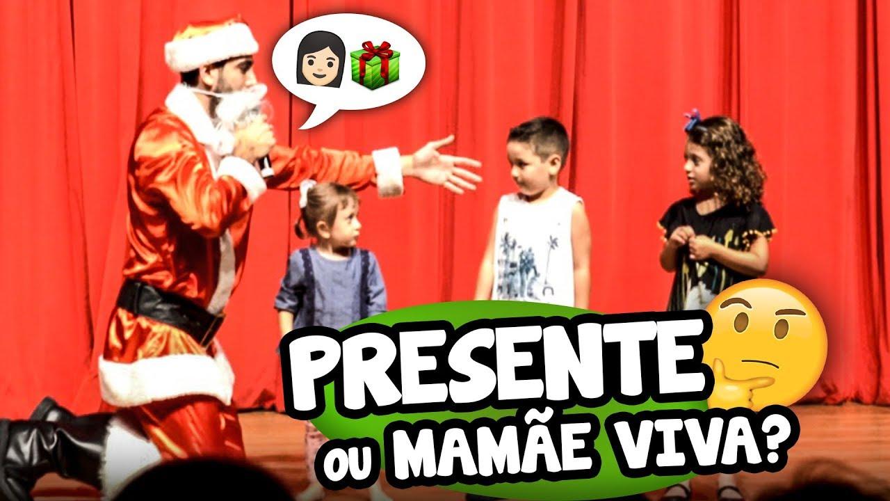 Presente ou Mamãe Viva? - JONATHAN NEMER (Stand Up)