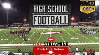 Perkins Tryon Demons vs Kingfisher Yellow Jackets | HS Football Live Stream