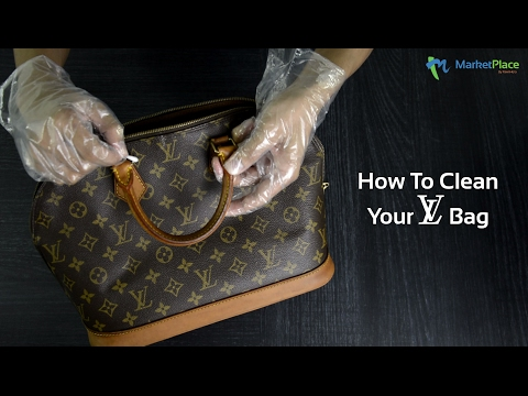 Marketplace.ph: Your How-to Guide To Clean A Louie Vuitton Bag