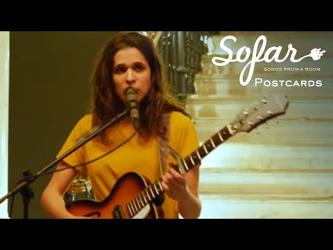 Postcards - Little Lies | Sofar Beirut
