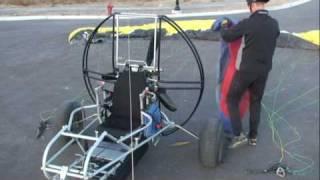 Powered Paragliding! S-Trike & Flat Top Paramotor Extreme Flying Fun!!! thumbnail