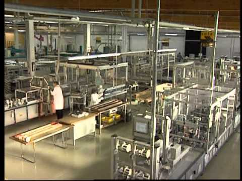 Modulproduktion Solar-Fabrik