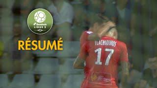 Nîmes Olympique - Havre AC (1-0)  - Résumé - (NIMES - HAC) / 2017-18