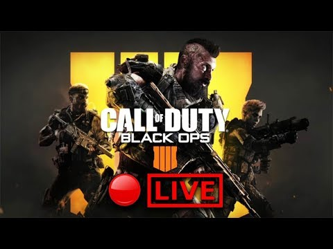 CALL OF DUTY: BLACK OPS 4 LIVE MULTIPLAYER GAMEPLAY! - Pro PS4 Player - Early Access
