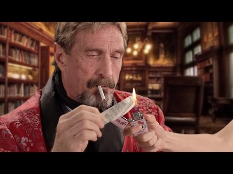 John McAfee: Security is an Illusion