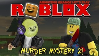 Gaming Grape Plays - ROBLOX: Murder Mystery 2