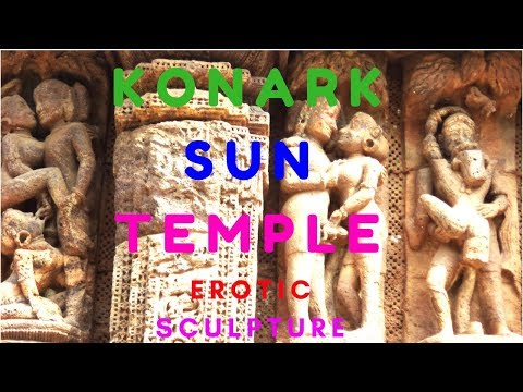 Konark Sun Temple | Erotic sculpture | Amazing Terracotta Art