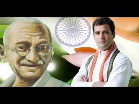 Congress party PM Rahul Gandhi song by Singer Dilbag S Mor 9996004244