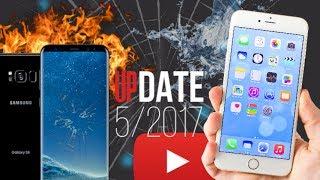 UPDATE 5/2017 ● Samsung porazil Apple!