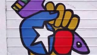 Arte Urbano - Mi Barrio (Chile Graffitis / StreetArt)