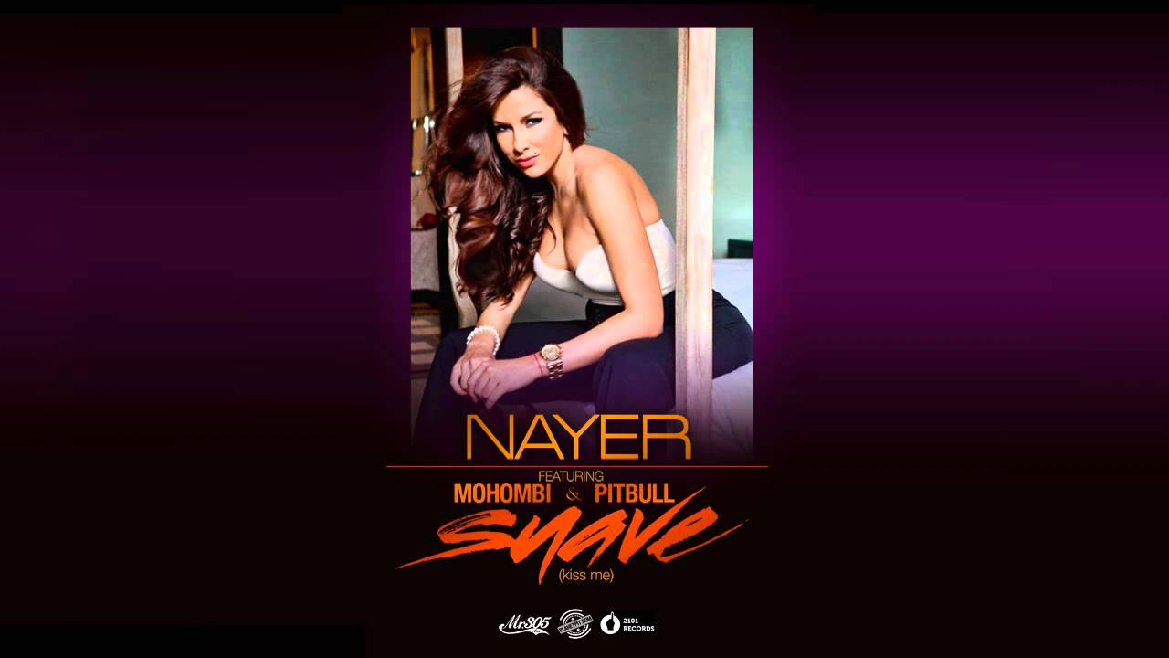 Nayer - Suave (Kiss Me) ft. Mohombi & Pitbull [Official Audio]