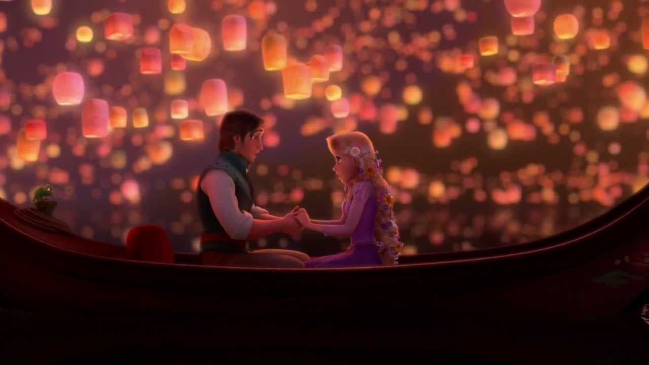 Dance Quotes Wallpapers Hd Tangled I See The Light Hd Youtube
