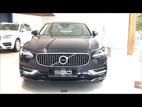 Volvo S90 D4 2017 Real life review