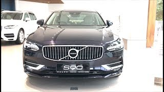 Volvo S90 D4 2017 | Real-life review