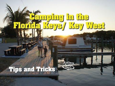 Camping Florida Keys and Key West