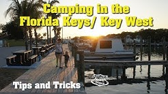 Camping Florida Keys and Key West