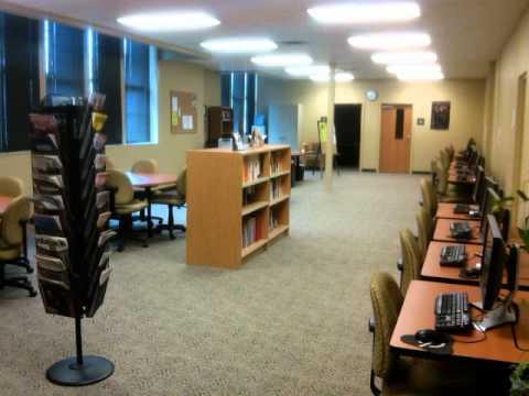 Humboldt Higher Education Center