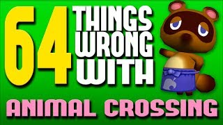 64 Things WRONG With Animal Crossing (PARODY)