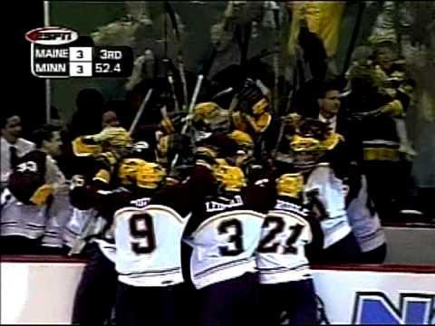 2002 Frozen Four National Championship Music Video