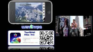 Tour Wrist iPhone App Tutorial