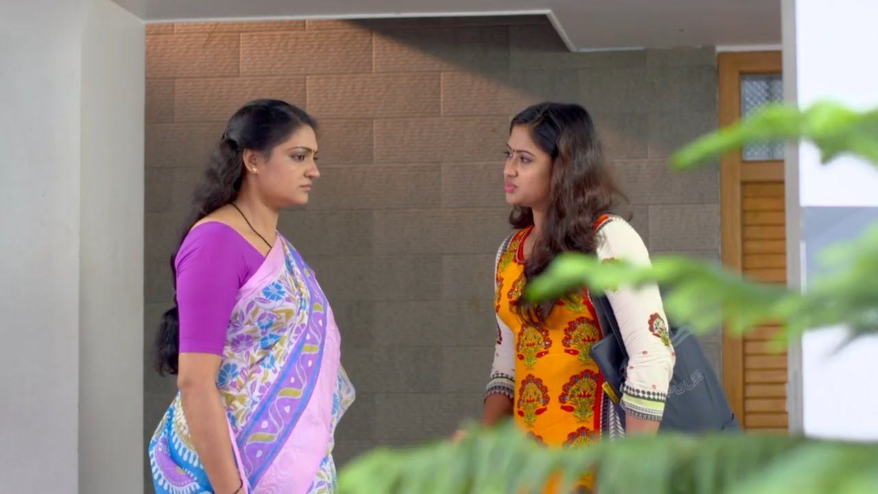 #Bhramanam | Haritha & Anitha came face to face.... | Mazhavil Manorama