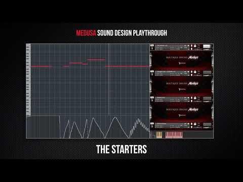 Medusa Sound Design Playthrough