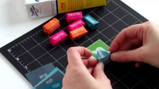 How to fold individually wrapped sugar cubes
