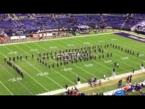 Baltimore Marching Ravens 11/10/2016